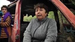 Civilians Seek Refuge From Shelling In Armenia-Azerbaijan Conflict