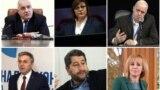 Bulgaria - elections - parliament - politicians - Boyko Borissov - Kornelia Ninova - Mustafa Karadaya - Hristo Ivanov - Maya Manolova
