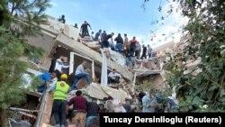 Izmir, 30 octombrie, 2020.