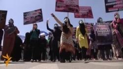 Світ у відео: У Кабулі протестували проти жертв серед мирного населення у Смузі Гази та в Афганістані
