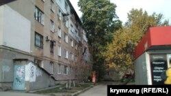 Гуртожиток по вулиці Руській у Сімферополі