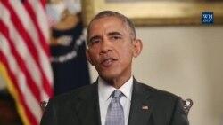 """Barack Obama: """"Teroriștii nu vor putea niciodată să învingă Statele Unite"""""""