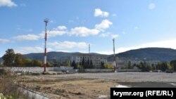 Реконструкция стадиона «Горняк» в Балаклаве остановлена в очередной раз из-за смены подрядчика