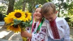 Положение украинцев в Крыму   Крымское утро