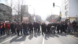 Prosvjed radnika Željezare u Sarajevu: Mjesecima bez plata