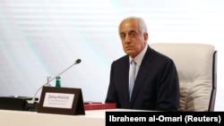 زلمی خلیلزاد، نماینده ویژه امریکا در امور صلح افغانستان