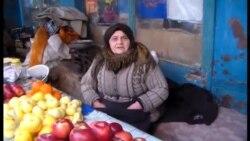 Qazax bazarında: «Göy-göyərti də bahalanıb, ayə!..»