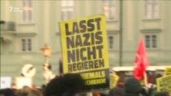 Тисячі австрійців вийшли на вулиці Відня проти нового уряду (відео)