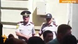 Суд в Баку над Хадиджой Исмаиловой