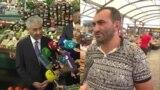 Əli Əhmədovun iradına satıcıların cavabı