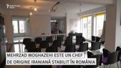 """VIDEO Un chef iranian din România vorbește deschis despre situația din țara sa. """"Ăia cu turbane-n cap care ne conduc nu sunt poporul iranian"""""""