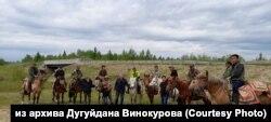 Якутские коневоды