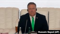 مایک پومپئو در یک سخنرانی در حومه دالاس تگزاس خواستار تغییرات اساسی در حکومت ایران شد.