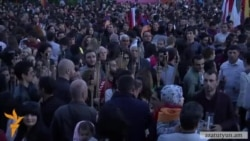Thousands join Torchlight Procession in Yerevan Honoring Victims of the Armenian Genocide