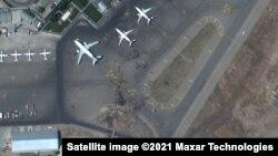 Аэропорт Кабула. 16 августа 2021 года