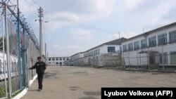 Rossiyaning Irkutsk mintaqasidagi 19-sonli jazo muassasasi. Illyustrativ surat.
