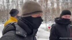 """Шествие в Самаре: """"Я не за Навального вышел, у меня другие причины"""""""