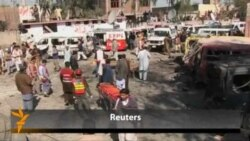 Deadly Bombing Hits Peshawar Bus Station