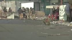 Nastavljaju se neredi na ulicama Bagdada