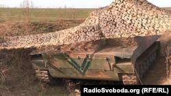 Замаскована артилерія під час навчань