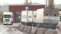 ЕАЭБ: чек арадагы кыргыз-казак эрегиши