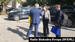 Амбасадорката на САД Кејт Брнс во посета на Дебар