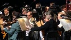 Репетиція Віденського оркестру в Києві