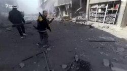 Сирияга чабуул