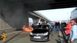 У Бельгії металурги протестували проти планів скорочень ArcelorMittal