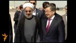 Ооган, Иран президенттери Бишкекте