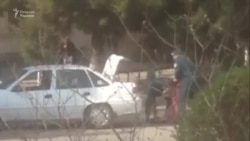 Ва Ўзбэкістане міліцыянты зьбілі жанчыну і спрабавалі пакласьці яе ў багажнік аўтамабіля
