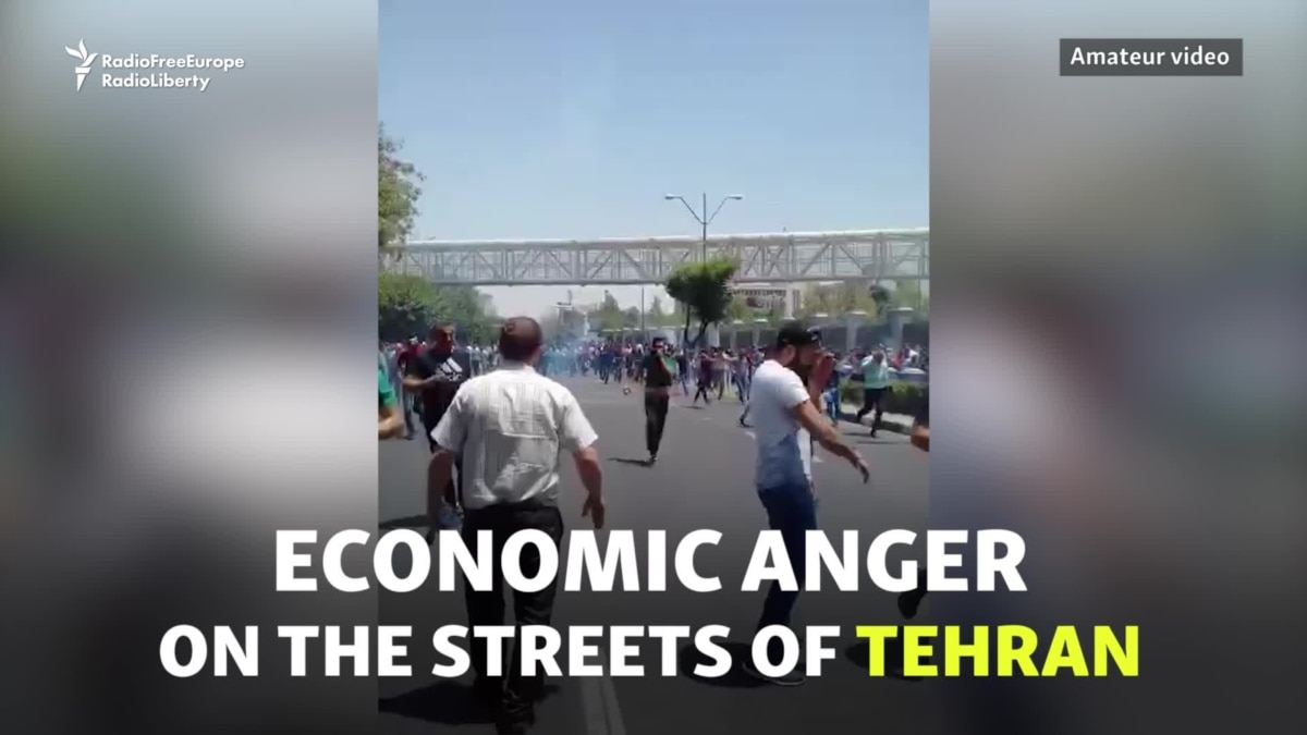 Supreme Leader Speaks On Iran Protests