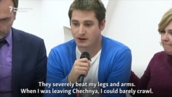 'I Could Barely Crawl': Gay Russian Alleges Torture In Chechnya