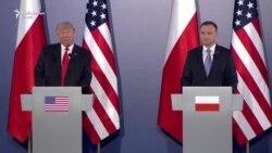 Trump reafirmă angajamentul Americii față de NATO și de securitatea Europei