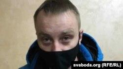Міліцыянт Ўладзімер Казлоўскі