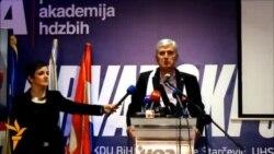 Čović: Zadovoljan izbornim rezultatima