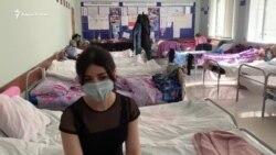 """Дагестанские медики в """"Красной зоне"""""""
