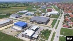 Илустрација: Странски директни инвестиции во Македонија, фабрики