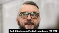 Андрій Антоненко в залі суду