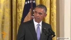 Օբամա. Վիեննայի համաձայնագրի այլընտրանքը միջուկային մրցավազքն է Մերձավոր Արևելքում