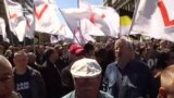Moscow Protest Marks Five Years Since Bolotnaya Crackdown
