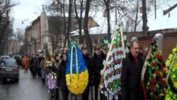 У Львові попрощались з великим українцем Михайлом Горинем