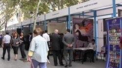 Bakı Beynəlxalq Kitab sərgi-yarmarkası açıldı