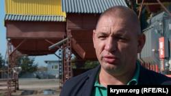 Ігор Брагинець – фермер із Херсонщини