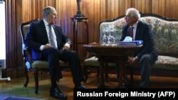 Сергеј Лавров и Жозеп Борел во Москва
