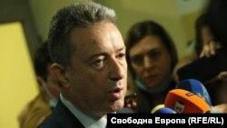 Служебният министър на правосъдието Янаки Стоилов