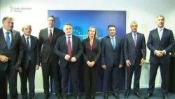 Lideri Zapadnog Balkana sa Federicom Mogherini