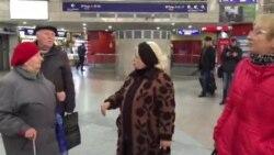 Абураныя пэнсіянэры, якіх не пусьцілі на інаўгурацыю Лукашэнкі