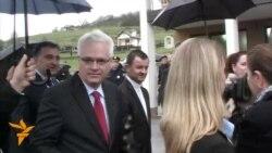 Josipović posjetio Skopaljsku Gračanicu i Bugojno