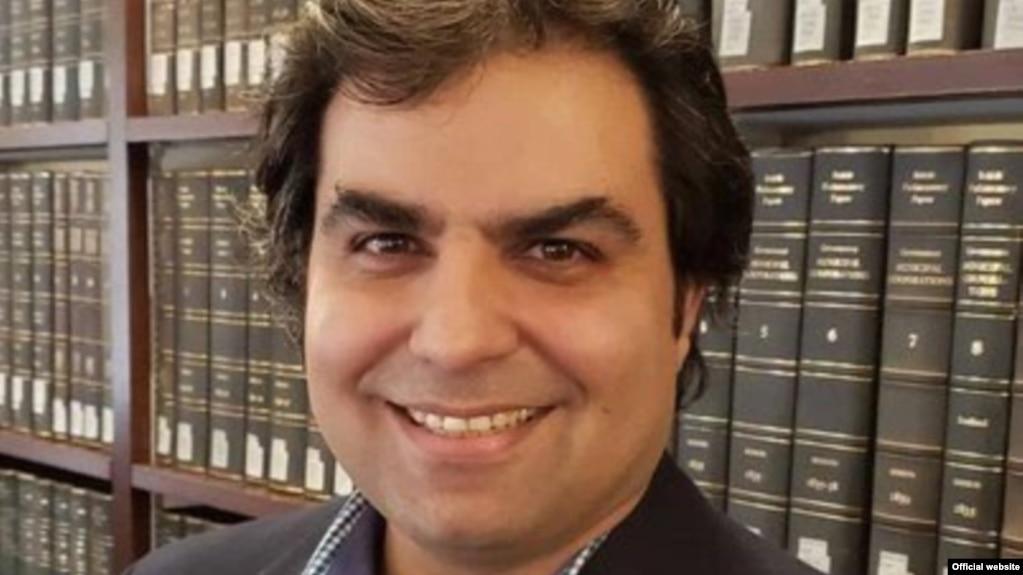 علی میرچی، استادیار در دانشگاه ایالتی اکلاهمای آمریکا